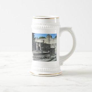 Carcassonne, France Beer Stein
