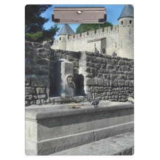 Carcassonne, France Clipboard