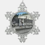Carcassonne, France Ornament