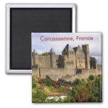 Carcassonne, France Refrigerator Magnet