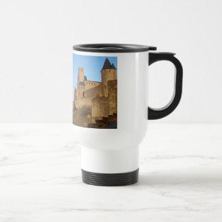Carcassonne, France Travel Mug