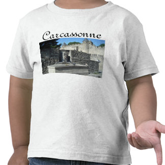 Carcassonne, France Tee Shirts