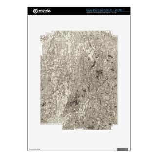 Carcassonne iPad 3 Skin