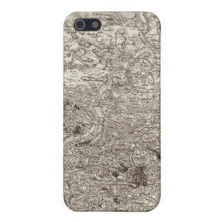 Carcassonne iPhone 5 Cover