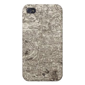 Carcassonne Cases For iPhone 4