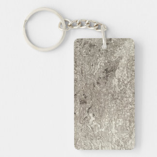 Carcassonne Acrylic Key Chains