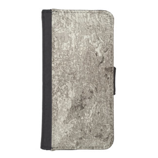 Carcassonne Phone Wallet