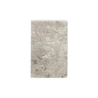 Carcassonne Pocket Moleskine Notebook
