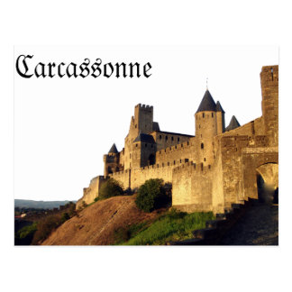 Carcassonne Postcards