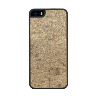 Carcassonne Carved® Maple iPhone 5 Slim Case