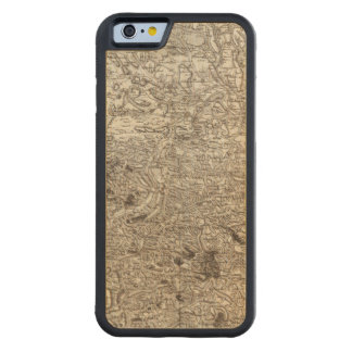 Carcassonne Carved® Maple iPhone 6 Bumper Case