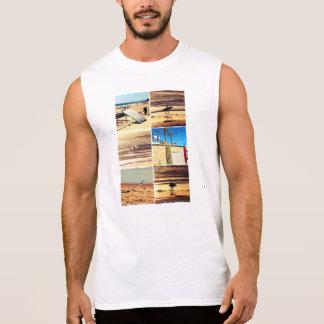 Carcavelos Surf Sleeveless Shirt