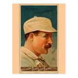 Carcayúes de Detroit, 1888, tarjeta de béisbol del Tarjetas Postales