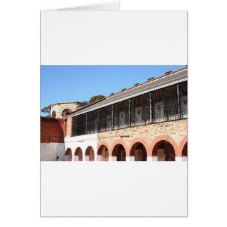 Cárcel, Adelaide, sur de Australia 2 Tarjeta De Felicitación