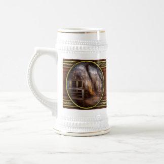 Cárcel - bahía enferma jarra de cerveza