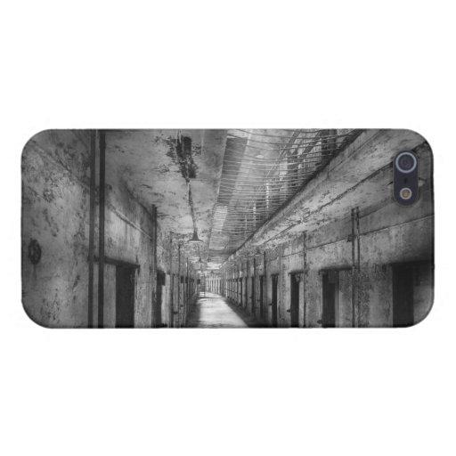 Cárcel - cárcel del este del estado - olvidado iPhone 5 cárcasas