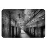 Cárcel - cárcel del este del estado - olvidado iman de vinilo