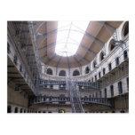 Cárcel de Kilmainham, postal de Dublín