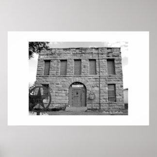 Cárcel del condado de Dickens Póster
