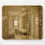 Cárcel del vaquero tapete de ratones