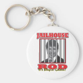 Cárcel Rod - Rod Blagojavich Llaveros Personalizados