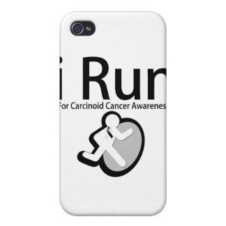 Carcinoid Cancer Awareness I Run iPhone 4/4S Cases