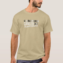Carcinoid Cancer Awareness T-shirt Gift