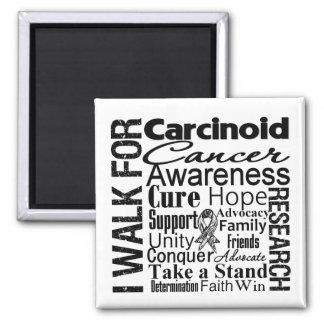 Carcinoid Cancer Awareness Walk Magnets