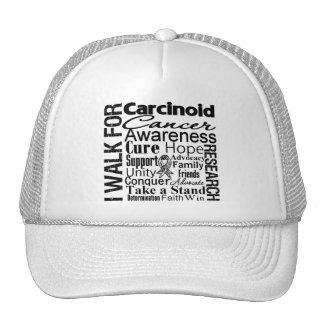 Carcinoid Cancer Awareness Walk Trucker Hat