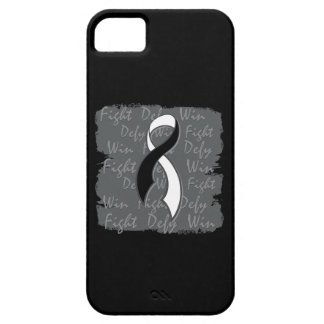 Carcinoid Cancer Fight Defy Win iPhone 5 Case