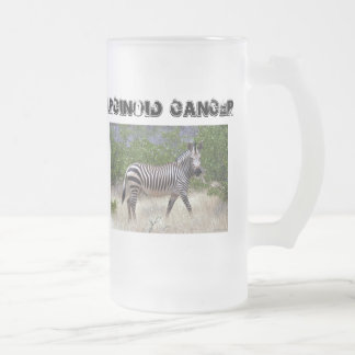 CARCINOID CANCER FROSTED MUG