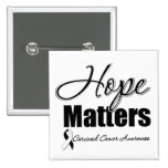 Carcinoid Cancer HOPE MATTERS Pins