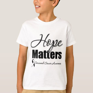 Carcinoid Cancer HOPE MATTERS T-Shirt