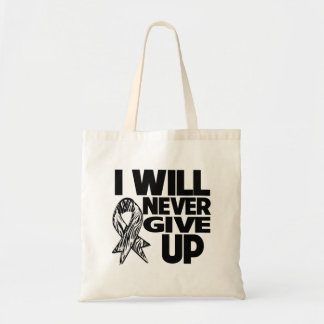 Carcinoid Cancer I Will Never Give Up Bag