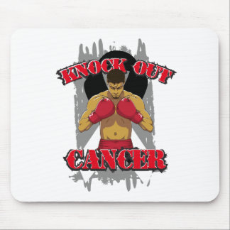 Carcinoid Cancer Knock Out Cancer Mousepads