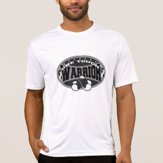 Carcinoid Cancer One Tough Warrior T Shirts