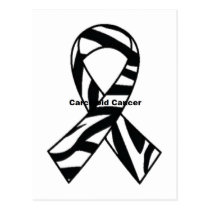 Carcinoid Cancer Postcard
