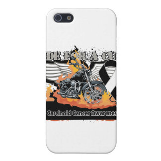 Carcinoid Cancer Ride For a Cur Cover For iPhone 5
