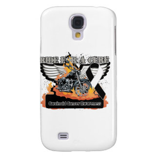 Carcinoid Cancer Ride For a Cur Galaxy S4 Covers