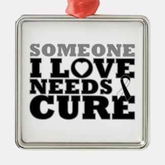 Carcinoid Cancer Someone I Love Needs A Cure Christmas Ornaments
