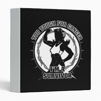 Carcinoid Cancer Too Tough For Cancer Vinyl Binders