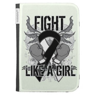 Carcinoid Cancer Ultra Fight Like A Girl Case For The Kindle