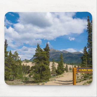 Carcross desert, Yukon Mouse Pad