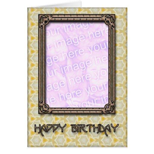 card886 tarjeta de felicitación