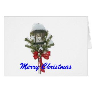 card 3, Merry Christmas