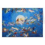 Card: A Dance Around the Moon by C. Doyle