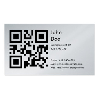 Card (address, phone, email, web)