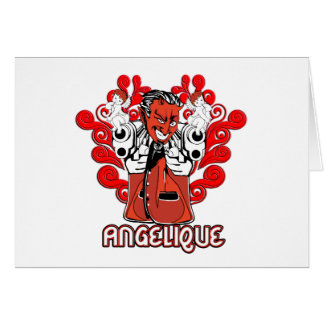 "Card:  ""Angelique, the Devil Made Me Do It!"""