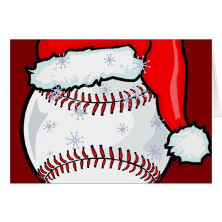 Baseball Christmas Cards - Invitations, Greeting & Photo Cards ...
