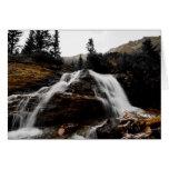 Card, Blank: Halfmoon Waterfall